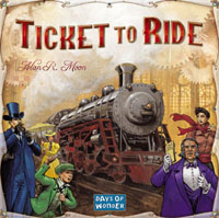 [ Ticket to Ride ]